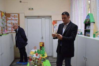 "Изложба на екологична тема в ДГ ""Каменица""  - ДГ Каменица - Пловдив"
