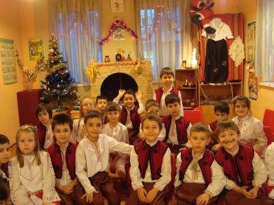 ПГ 6 Б група Коледна седянка - ДГ Каменица - Пловдив