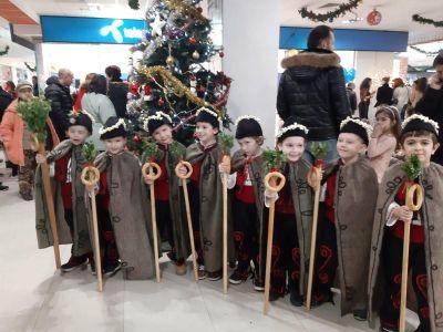 "Коледен концерт в ТАЦ ""Гранд"" - ДГ Каменица - Пловдив"