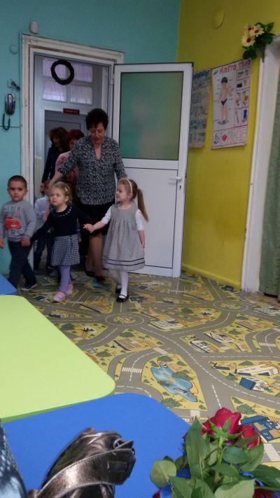 Галерия I група уч.2015/2016 - ДГ Каменица - Пловдив