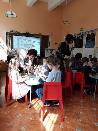 """""""Родословно дърво""""- Ситуация по околен свят - ДГ Каменица - Пловдив"""