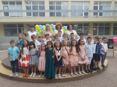 Довиждане, Детска градина! VI--А  ПГ   випуск -2021г. - ДГ Каменица - Пловдив