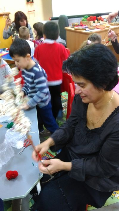 ПГ-5-А-Коледа - ДГ Каменица - Пловдив