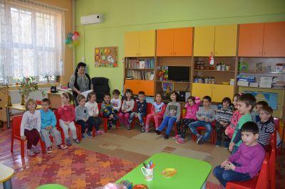 Втора група-Мартенска работилничка - ДГ Каменица - Пловдив