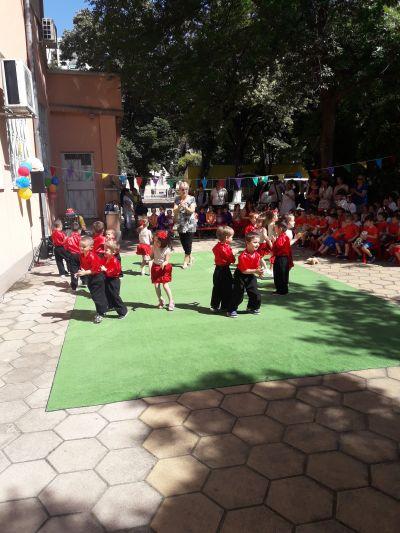 """1 юни 2018  в ДГ """"Каменица"""" - ДГ Каменица - Пловдив"""